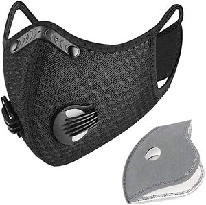 Смываемая маска для взрослых, защита PM2.5, анти-дымчатые маски, дышащие, против капель, фильтр для рта, респиратор для рта, многоразовые
