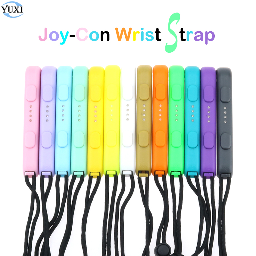 YuXi Wrist Strap Band Hand Rope Lanyard Laptop Video Games Accessories for Nintend Switch NS NX Joy-Con Controller