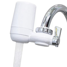 Kitchen Ceramic Booster Faucet Filter Accessories ABS Plastic Washable Tap Water Purifier Dechlorination Desilting Remove Rust