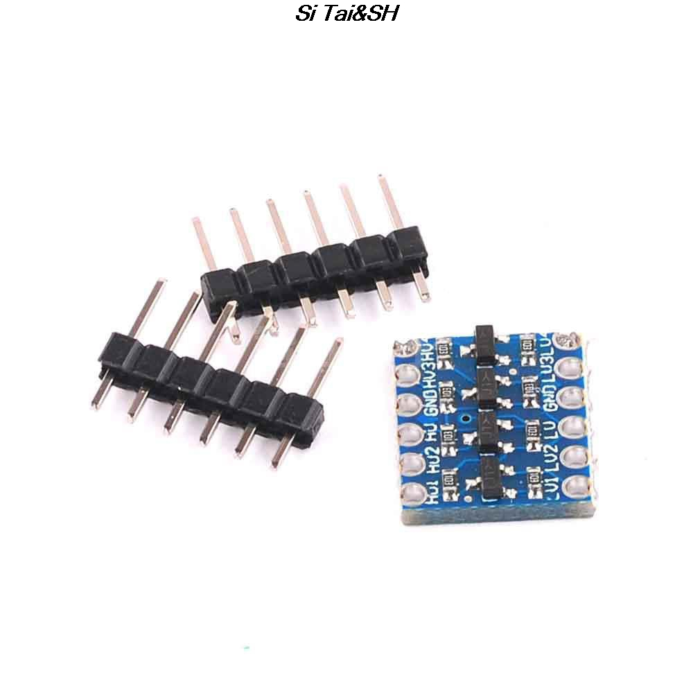 8 Channel I2C IIC Logic Level Converter Module Bi-Directional for Arduino MF