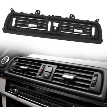1pcs Car Center A/C Air Outlet Vent Panel Grille Cover for BMW 5 Series F10 F18 523 525 535 Car Auto Replacement Parts image
