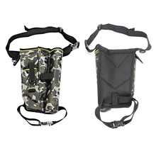 Portable Outdoor Fishing Bag Oxford Cloth Waist Drop Leg Pack Tackle Rod Storage For Accessories