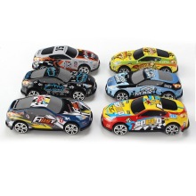YOOAP 6 Pcs/set Cartoon Mini Pull Back Car Toy Mold Alloy Cars Vehicles  Diecast Children Pocket Toys Model Nursery gift subcluster 6 pcs pull back car toys car baby mini cars cartoon pull back car kids toys for children boy gifts