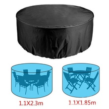Waterproof Cover Garden Furniture Covers Outdoor Patio Dustproof Table Chair Set Sofa Rain Protective Case