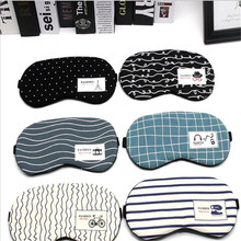 Aid-Mask Sleeping-Eye-Mask Blindfold Eye-Shade-Cover Relaxing Face Travel 1PC Comfort-Care