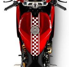 Pegatina para motocicleta de 24