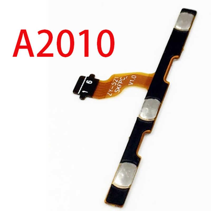Interruttore di Pulsante di Accensione Tasto Volume Mute On/Off Cavo Della Flessione Per Lenovo A2010 A2580 A2860/Vibe C A2020 a2020a40