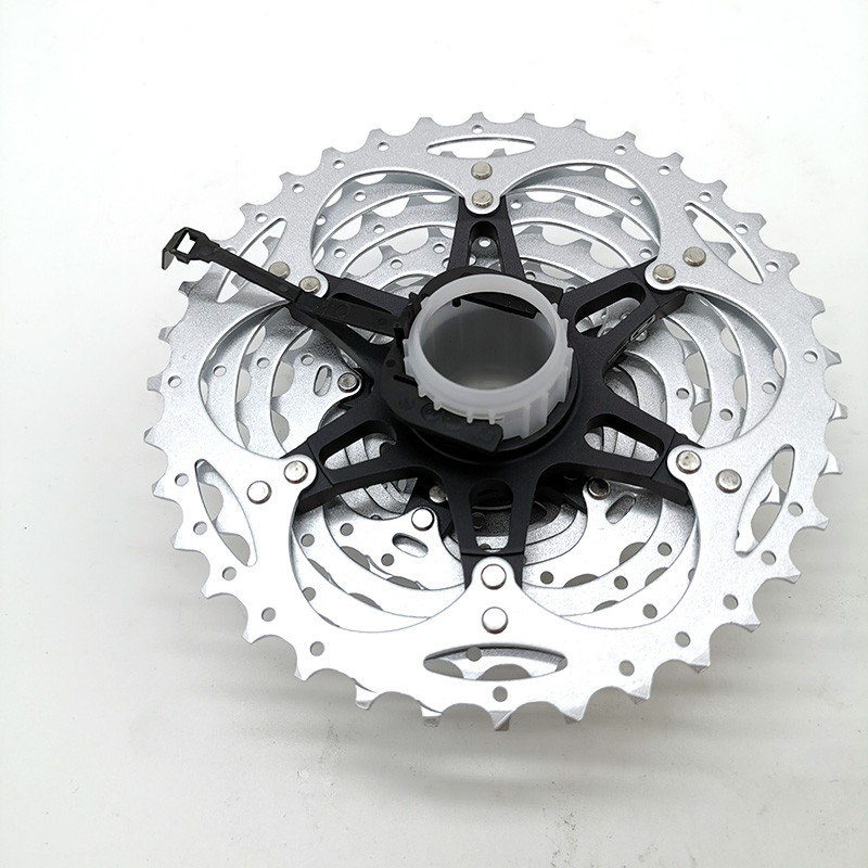 Shimano Deore XT MTB Bike Cassette 11-32T Silver 10spd NEW CS-M771-10