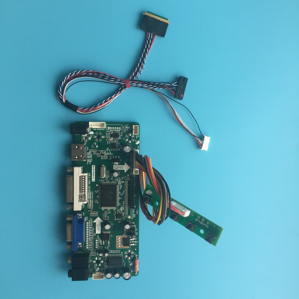 DVI VGA M.NT68676 New LCD Controller Board Driver for B101AW06 V.1 HDMI