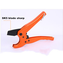 PVC/PPR Pipe Cutter Scissors With Treatment Ratchet  Pipe Cutter , Caliber 42MM, Pipe Scissors SK5 Material  Hand-Tools