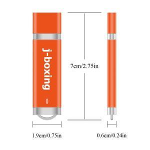 Image 3 - J boxen 10PCS 1GB USB Flash Drive Groß 2GB 4GB 8GB 16GB 32GB Leichter Design Thumb Stick Jump Drive Stick Orange für Computer