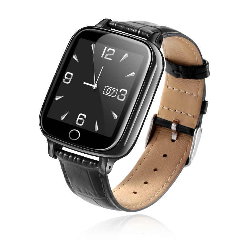 """גברים של שעון יד קשישים חכם צמיד נשים GPS Wifi אק""""ג קצב לב צג שעון מד צעדים דם לחץ טלפון Smartwatch"""