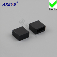 A12/ red and blue with key switch/key switch cap high quality direct key switch cap switch self-locking