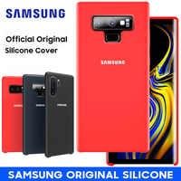 Samsung Hinweis 9 Fall Original Hohe Qualität Weiche Silikon Protector Fall Samsung Galaxy Note 9 Fall Galaxy Note9 Silicon Abdeckung
