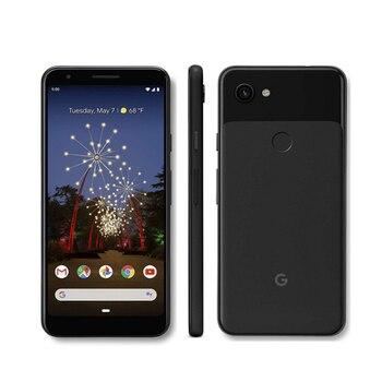 Перейти на Алиэкспресс и купить Смартфон google pixel 3A XL, мобильный телефон с 6-дюймовым дисплеем, восьмиядерным процессором Snapdragon 670, ОЗУ 4 Гб, ПЗУ 64 ГБ, Android 9,0, LTE