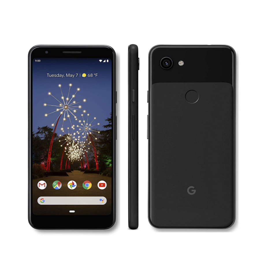 6.0 4GB RAM 64B ROM Brand New google pixel 3A XL Mobile Phone Snapdragon 670 Octa core Android 9.0 Fingerprint LTE Smart Phone image