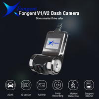 ADAS HD USB DVR Camera for Android 4.4 5.1 6 7.1 8.1 9.0 9.1 10.0 10.1 Car DVD Player Headunit TF SD Card G sensor detection