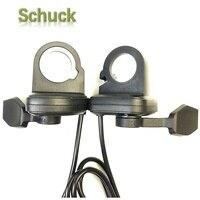 Schuck 108X Ebike başparmak gaz tetik gaz plastik parmak gaz 24-72V sol sağ başparmak parmak ücretsiz kargo
