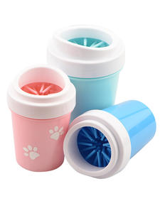 Washer Pet-Feet Foot-Wash-Tool Cleaning-Cup Dog-Paw-Cleaner Dirty Dogs Large for Small