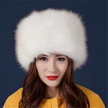 Jesienią i zimą 2020 r Nowe futrzane czapki męskie i damskie czapki czapki z futra lisa ciepłe futrzane czapki czapki narciarskie rosyjskie czapki tanie tanio Dla dorosłych CN (pochodzenie) Futro Unisex Stałe Na co dzień 1168