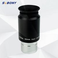 SvBony 1 25 zoll 32mm Plössl Okular für Teleskop 4 Element Plössl für 1.25 ''Astronomie Teleskop Betrachtung Voll Beschichtet w2192A|Monokular/Fernglas|Sport und Unterhaltung -