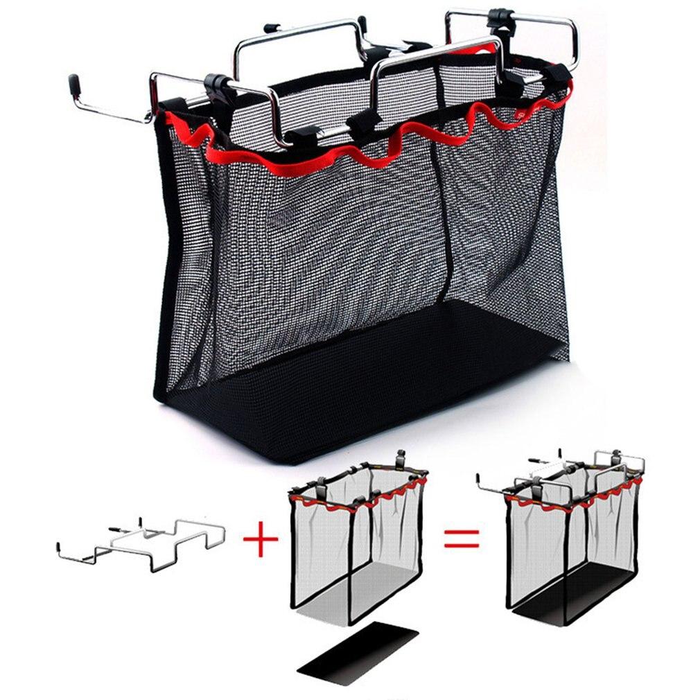 Spor ve Eğlence'ten Dış Mekan Aletleri'de Açık kamp tel raf taşınabilir saklama çantası Net cep piknik masa barbekü seti mutfak çeşitli Net seti title=