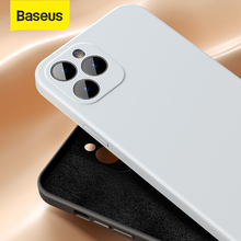 Baseus Luxury Phone Case For iPhone 12 12 Pro Ultra Thin Shockproof Case Coque Back Cover Case For iPhone 12Pro Max Phone Case