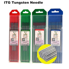 Professional Tungsten Electrodes TIG Welding Rods 150mm 6
