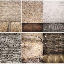 Vinil personalizado fotografia backdrops prop tijolo parede fotografia fundo 200509x-3