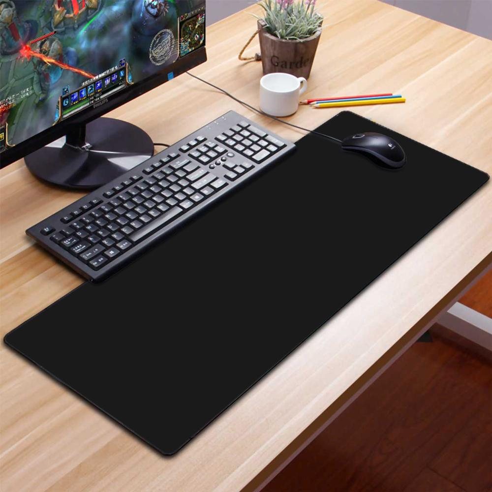Extra Large Gaming Mouse Pad RGB Computer Mousepad Gamer Anti  slip Natural Rubber anime Mouse pad desk mat xl xxl 900x400mm-in Mouse  Pads from Computer
