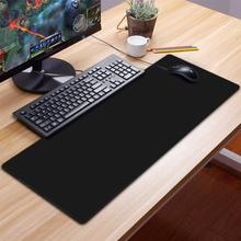 Desk Mat Mouse-Pad Computer Natural-Rubber Gaming Extra 900x400mm Large Anti-Slip Xl
