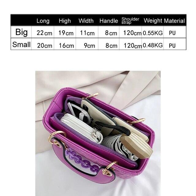 Flap Crossbody Bag For Women 2021 Fashion Designer Women Shoulder Bag Handbag Purse Women Messenger Bags Vintage Pu Ladies 2