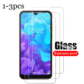 Protective Glass For huawei y5 2019 Screen Protector tempered Glass for huawei Y5 5Y Y 5 y52019 Safety armor glas 1-3PCS film image