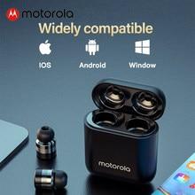 Cuffie Wireless Motorola VerveBuds 120 TWS con microfono sport impermeabili ipx6 Bluetooth auricolari Touch Control cuffie auricolari