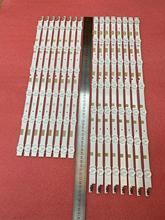 16 قطعة/المجموعة LED الخلفية قطاع لسامسونج UE50JU6800 UE50JU6850 UE50JU6800K UE50JU6850 BN96 38479A 38480A V5DR_500SCA 500SCB_R1