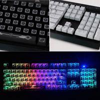 RGB 104 Keycaps ANSI Layout OEM ABS исходный код с подсветкой для Corsair K70 K65 K95 RGB механическая клавиатура