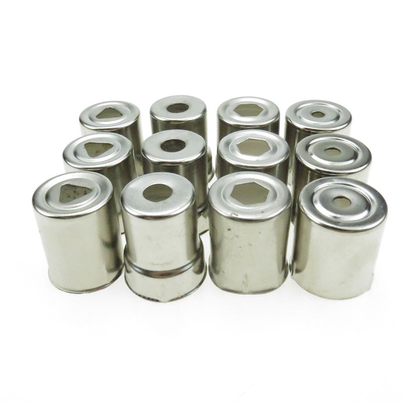 4 Models 12PCS/LOT Stainless Steel Magnetron Caps For Microwave Replacement Parts For Microwave Ovens Copler Microondas Caps