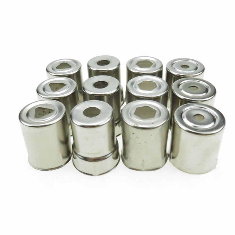 4 models 12pcs lot stainless steel magnetron caps for microwave replacement parts for microwave ovens copler microondas caps