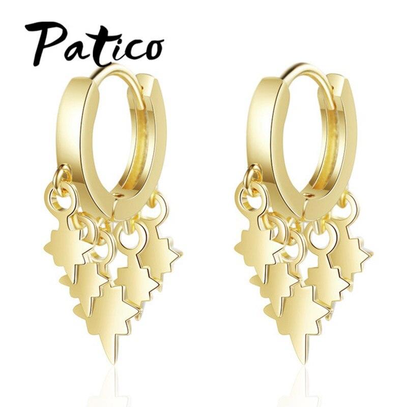 10pcs À faire soi-même Jewelry Findings Levier Arrière Oreille Goutte Boucle d/'oreille Design pour Crystal Pearl