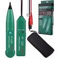 Профессиональный линейный детектор AIMOmeter MS6812 LAN Сетевой кабель Тестер телефонного провода трекер с AVD06 детектор напряжения