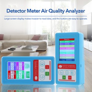 BR-8C Multifunctional Professional Handheld PM2.5 PM10 PM1.0 Detector Meter Air Quality Analyzer Particles Tester BR-8A BR-8B