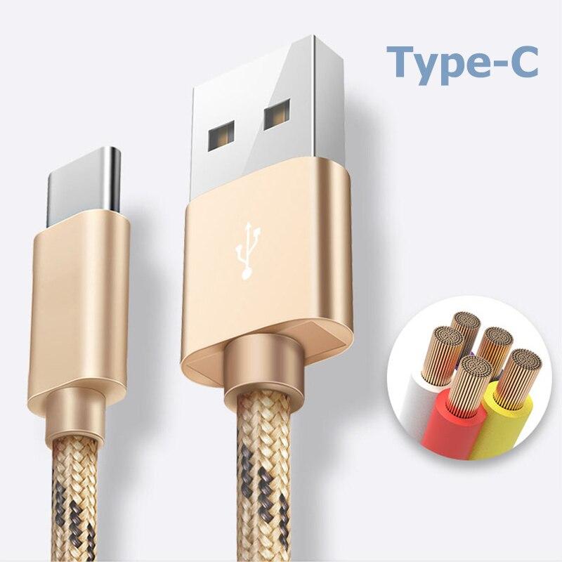 Cable USB tipo C para Xiaomi Redmi Note 7 Pro Xiomi Redmi 7 USB C Cable de teléfono móvil Cable de carga rápida tipo C para dispositivos USB Cable de desenganche de transmisión Cable de acelerador para Chrysler 727