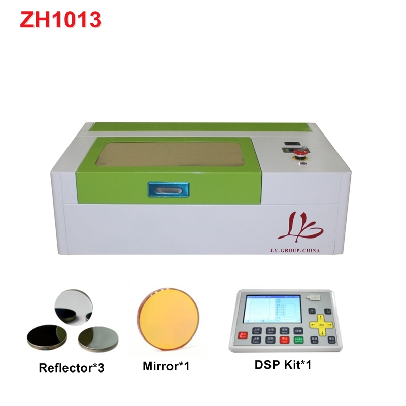 USB Port 300mmx200mm CO2 Laser Engraver Cutter 40W 3020 2030 Engraving Cutting Machine For Wood Acrylic With LCD Control Panel
