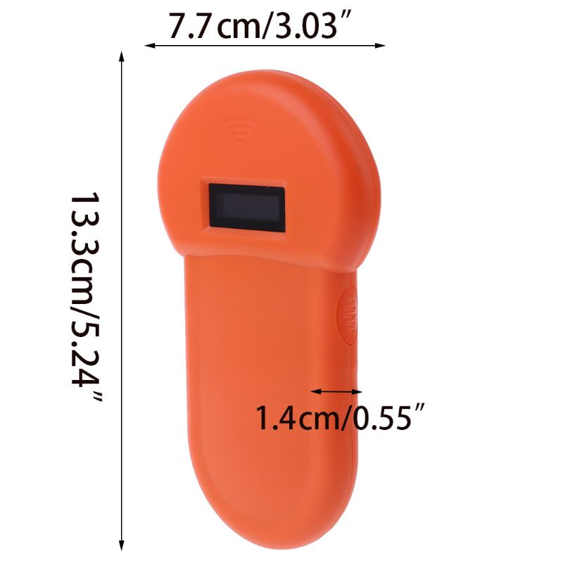 Top SaleScanner Microchip Pet-Id-Reader Digital USB General-Application Handheld Rechargeable