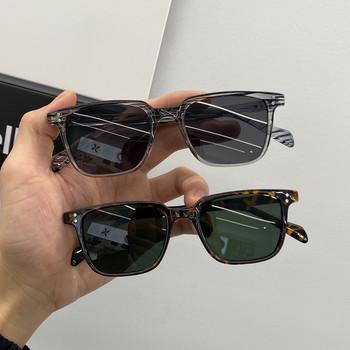 Nowe małe okulary przeciwsłoneczne damskie modne Retro koreańskie okulary przeciwsłoneczne męskie modne okrągła twarz netto czerwone zwykłe cienkie okulary tanie i dobre opinie HELLO ESSAR CN (pochodzenie) Punk Dla dorosłych Z tworzywa sztucznego WOMEN UV400 Żywica S7049 3 9cm