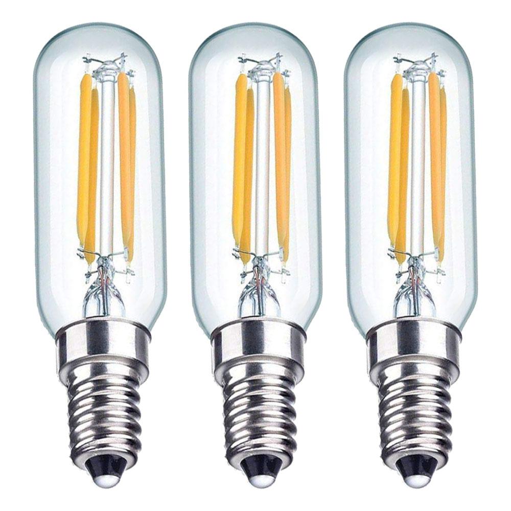 2 Вт 4 Вт светодиодный освещение капота, лампа SES T26 трубчатая лампа накаливания E14 Светодиодный лампа для бытовой техники для холодильника