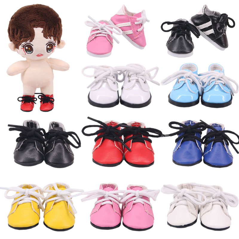 5*2.8 Cm Doll Mini Sport Shoes For 14.5 Inch American Doll&Nancy EXO Russian DIY <font><b>BJD</b></font> <font><b>Clothes</b></font> Accessories,Generation,Girl's Toy image