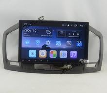 """9 """"Quad Core Android 10 GPS para coche radio de navegación para Buick Regal Opel Vauxhall Holden Insignia Chevrolet Vectra 2010-2013"""
