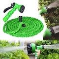 Горячая продажа 25FT-100FT садовый шланг расширяемый волшебный гибкий шланг для воды шланг ЕС пластиковые шланги трубы с распылителем для полив...