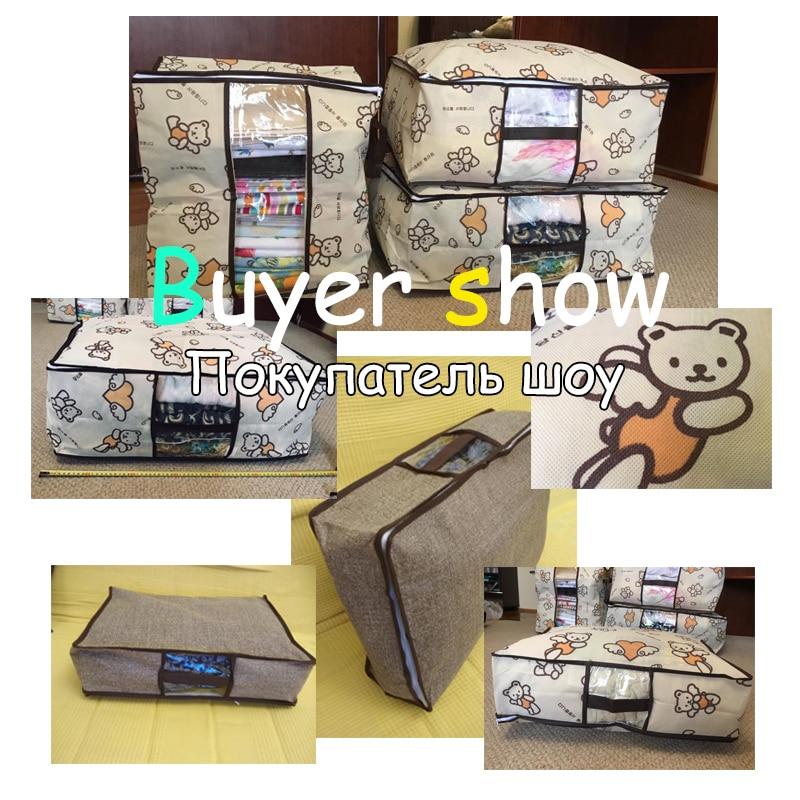 Non-Woven Space Organizer Storage Bags 6f6cb72d544962fa333e2e: L|M|S